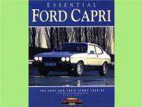 Essential Ford Capri by Chris Rees
