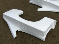 Zakspeed : Rear LH Wing