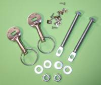 Quick Release Bonnet Pin Kit - Competition