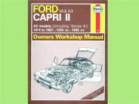 Haynes Workshop Manual: 1.6 / 2.0 Pinto