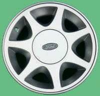 Capri 280 7 Spoke Alloy Wheels 7J x 15