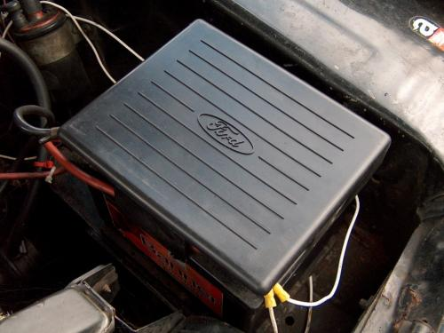 Ford Battery Cover