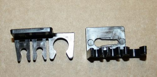 Brake Pipe Clips Pinto / 3 litre