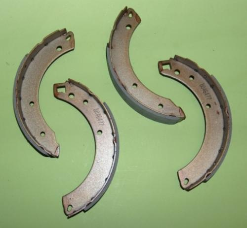 "Brake Shoes - Pinto (9"") was B013"