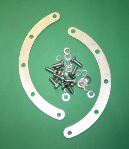 Differential Cover Spreader Plates