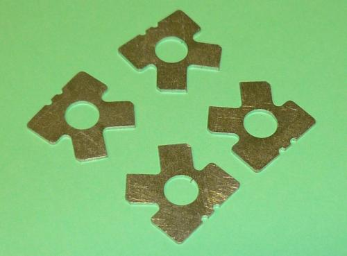 Rack & Pinion Tab Washers