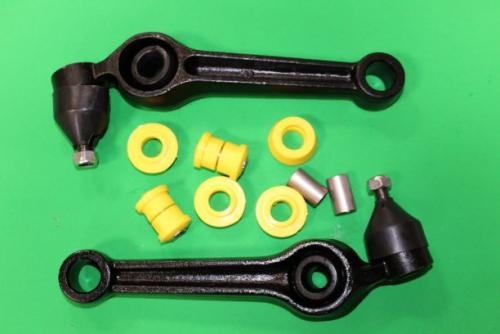 Track Control Arms: Poly Bushed