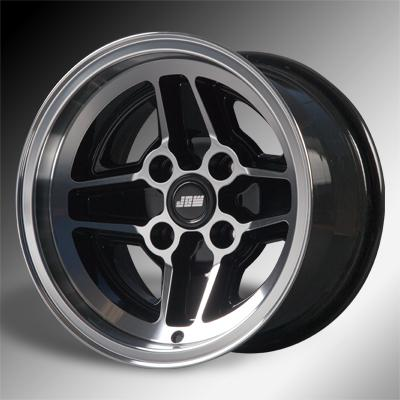 RS 4 Spoke Alloy Wheels 7½J