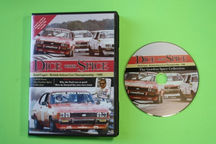 1980 British Saloon Car Championship DVD